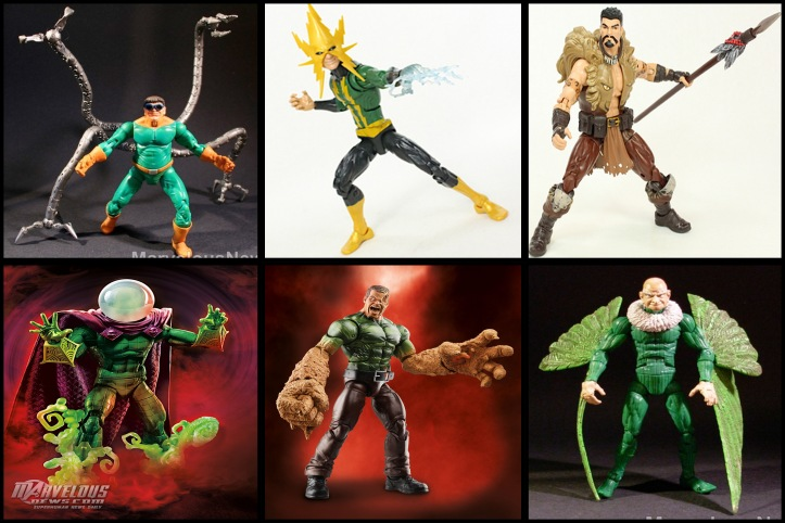 Sinister Six 1
