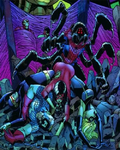 Tied  6th - Man-Spider